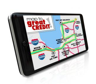 Map to a Great Credit Score